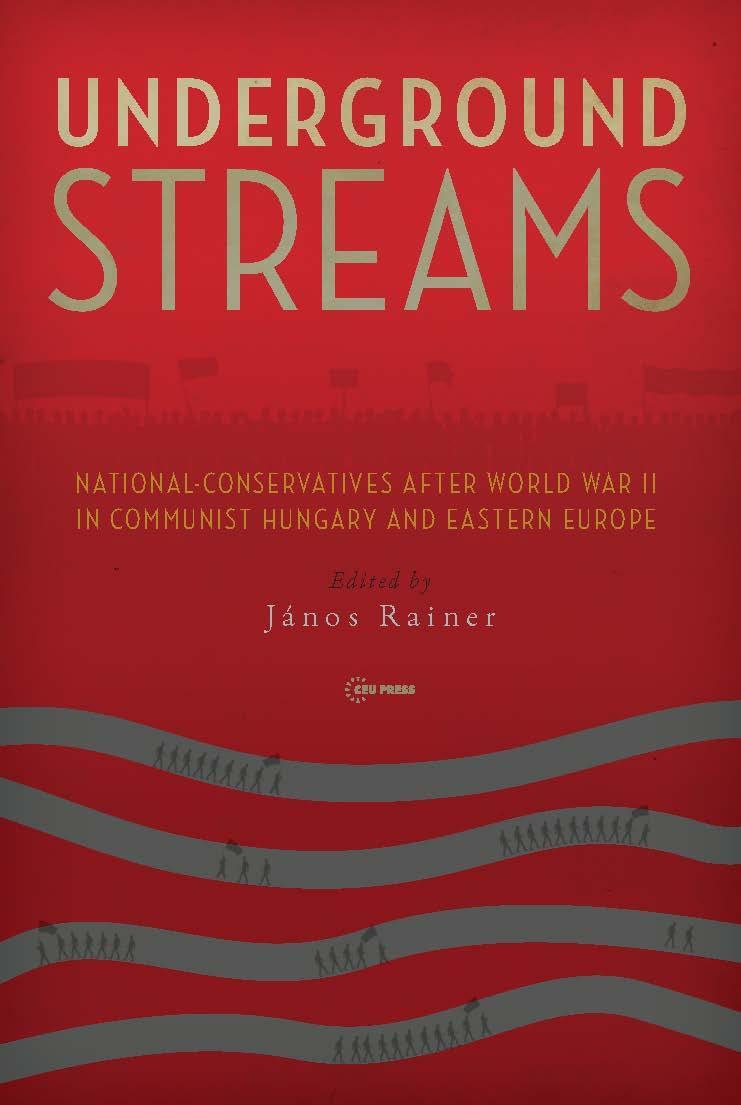 Underground Streams book cover