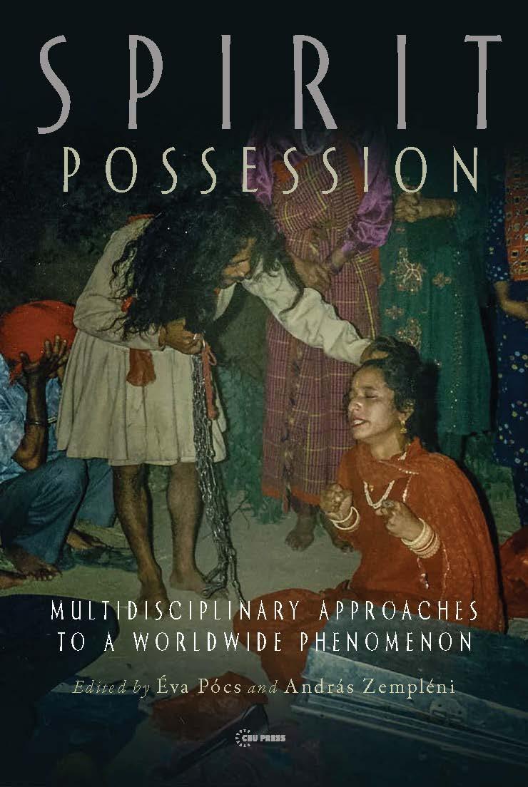 Spirit Possession book cover